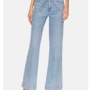 Vince Camuto Womens Size 10 30W Denim High Rise